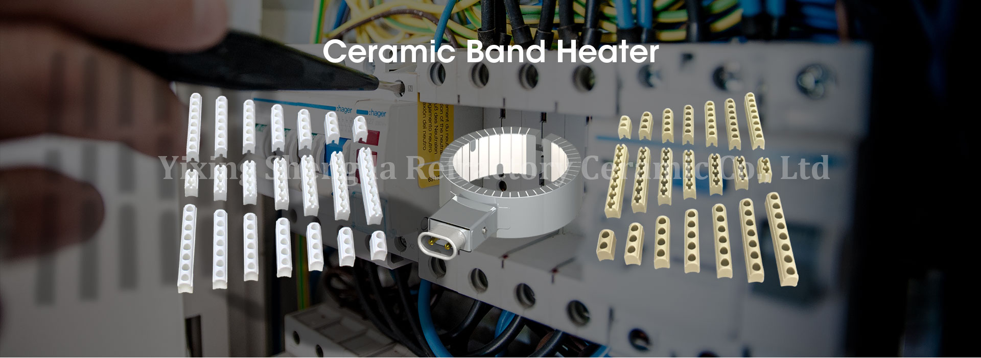 Ceramic Band Heater Insulator