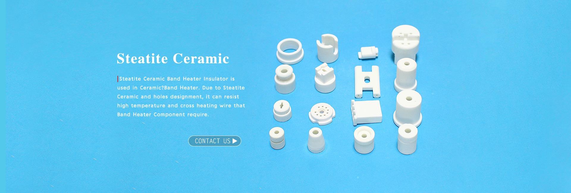 Steatite Ceramic Parts