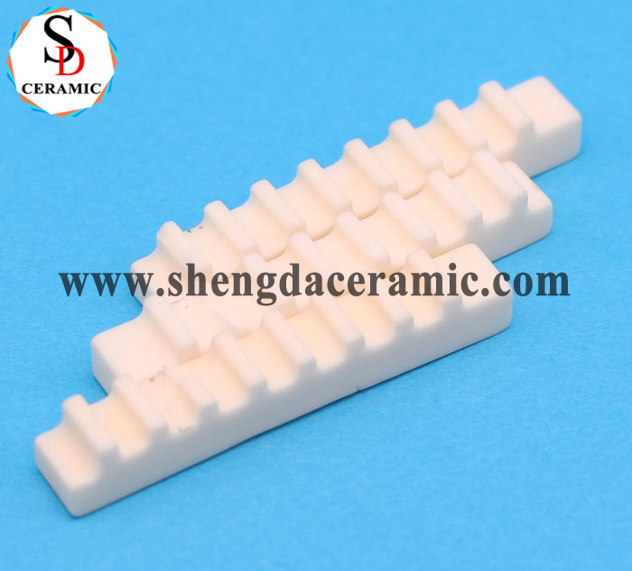 High Insulator Alumina Ceramic Sleeve / Ring for Vacuum Furnace