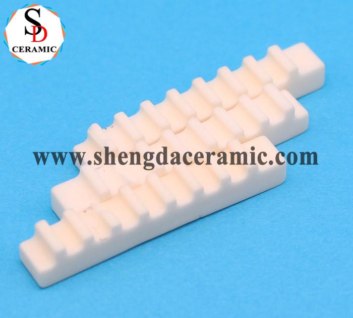 High Insulator Alumina Ceramic Sleeve / Ring for Vacuum Furnace