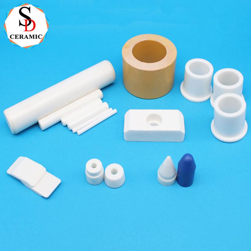 5Pallets Alumina Ceramic Parts to Germany