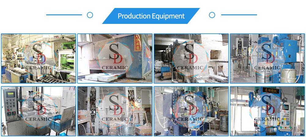 Alumina Zirconia Electrical Ceramic Plunger Parts Insulator