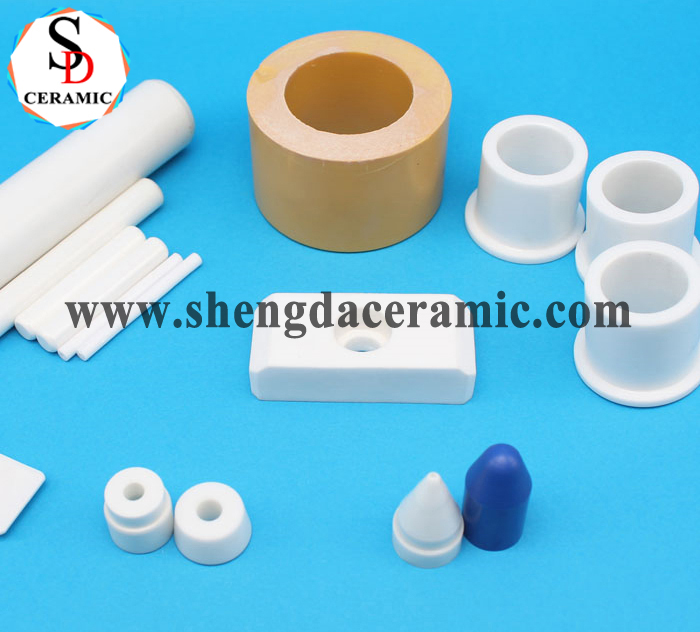 High-tech Ceramics Alumina Zirconia Ceramic Ring