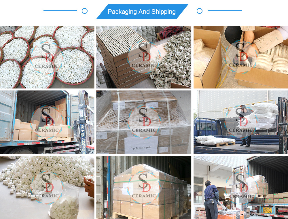 Ceramic Manufacturer Alumina Ceramic Shaft Bar