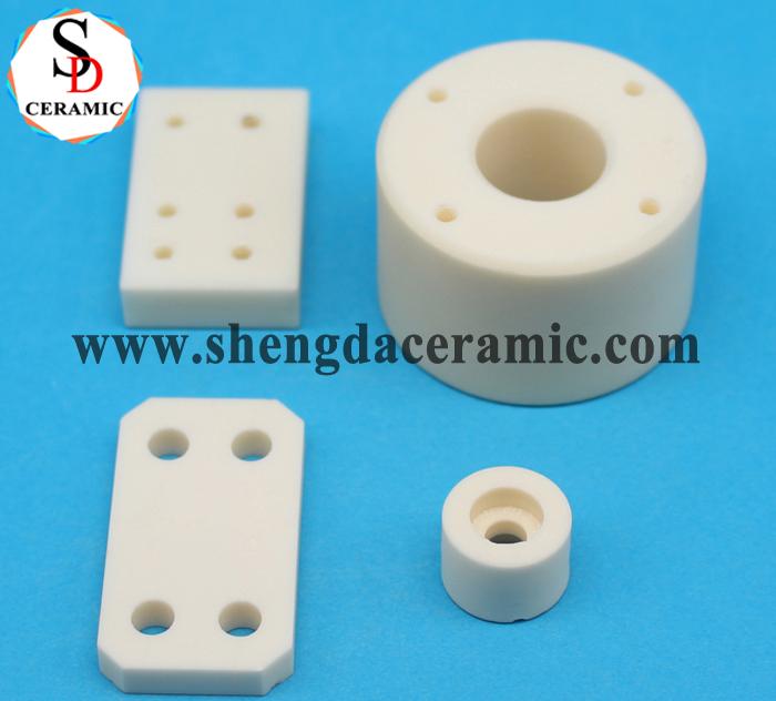 Ion Source Alumina Ceramic for RF Ion Gun Accessories