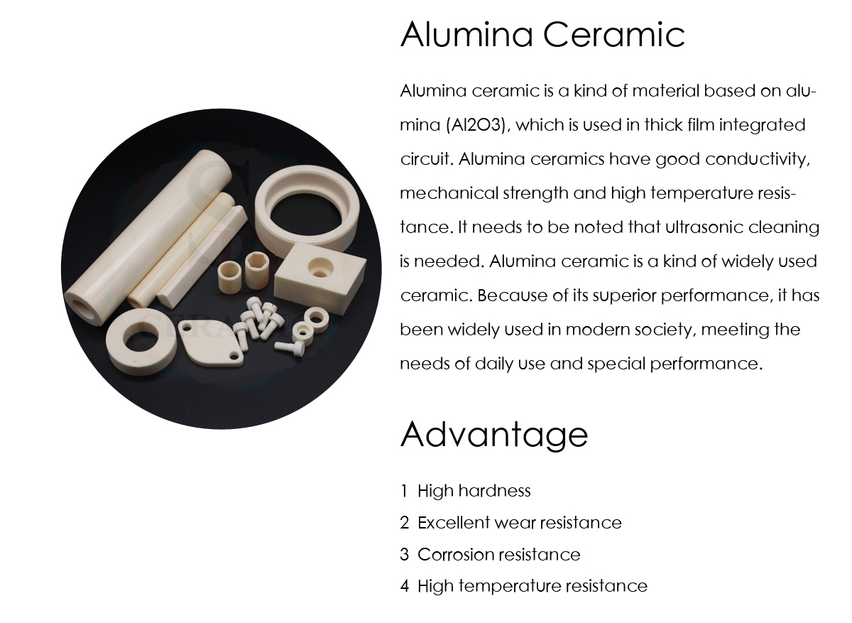 Advanced Industrial Thermal Alumina Ceramic Tubes