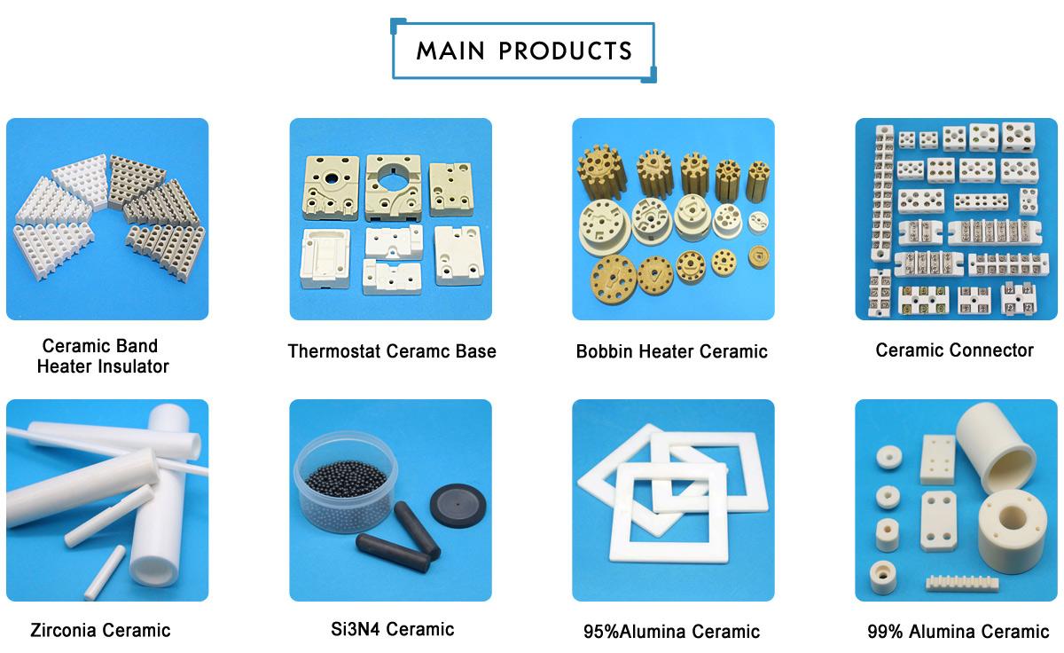 Alumina Ceramic Sheet Products
