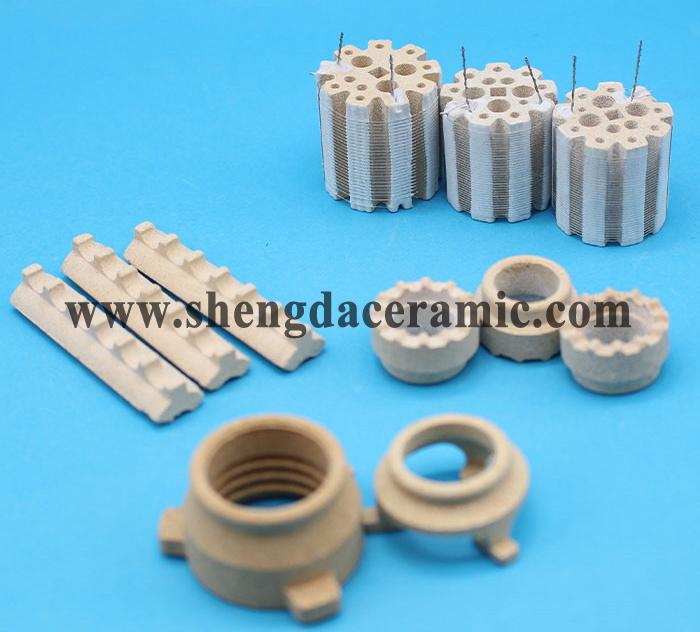 Heat Resistance Coredierite Ceramic China Ceramic Manufacturer