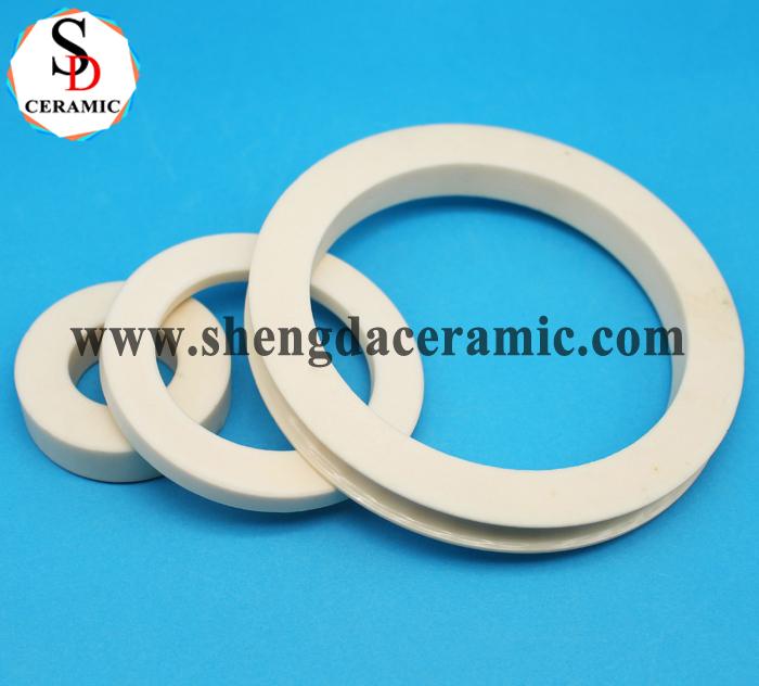 High Temperature High Alumina Al2o3 Ceramic Products