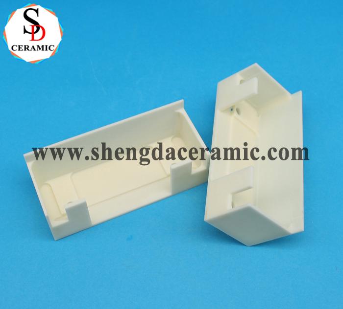 CNC Process Vacuum Ceramics For Coating Machine