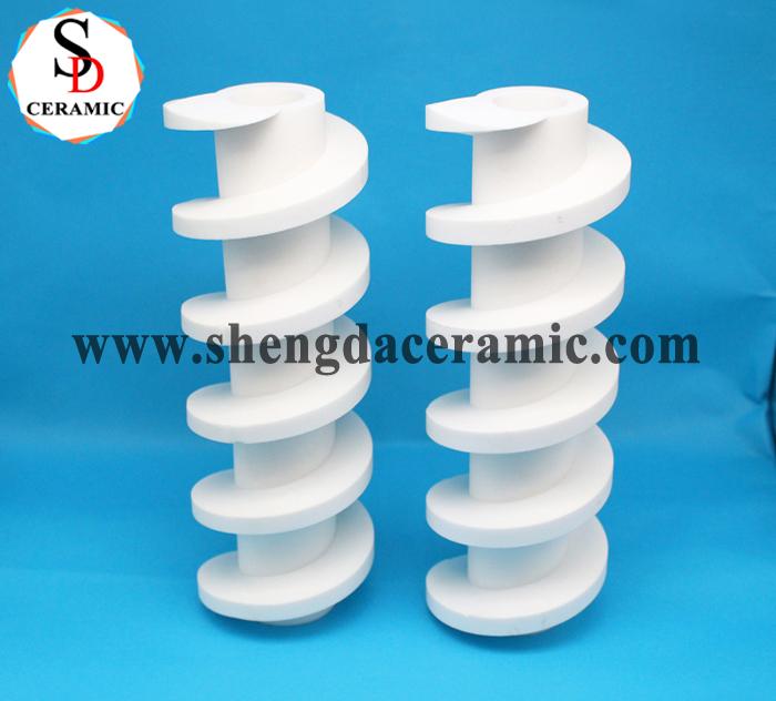 95 Alumina Ceramic Screw Parts