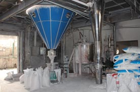 Spray-granulating Drying Device