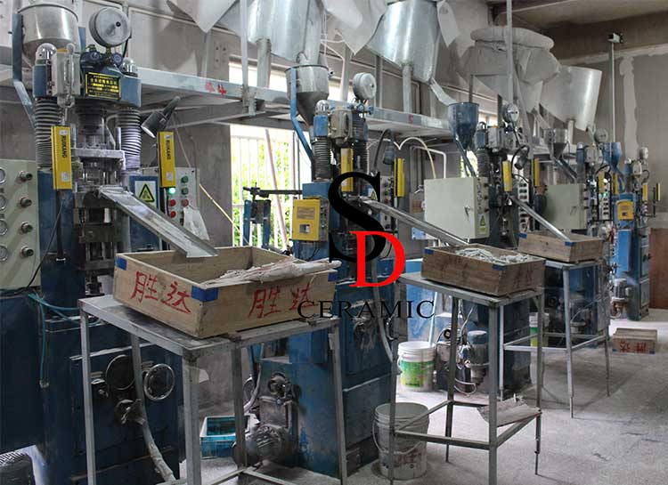 18Ton Automatic Dry Pressing Machine