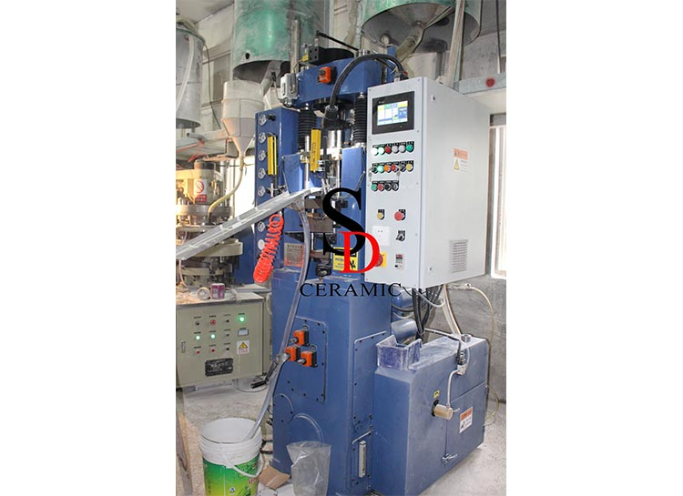 20Ton Automatic Dry Pressing Machine