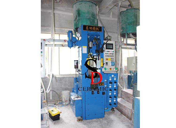 DOC Brand 20Ton Automatic Dry Pressing Machine