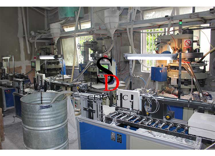 Rotary Type Dry Pressing Machine-3