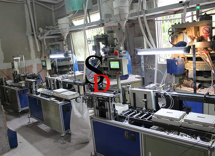 Rotary Type Dry Pressing Machine-4