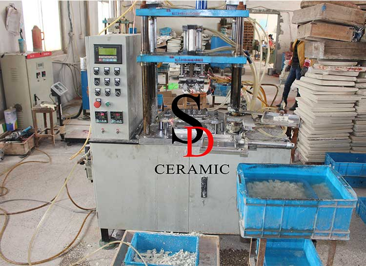 Automatic Hot Injection Machine