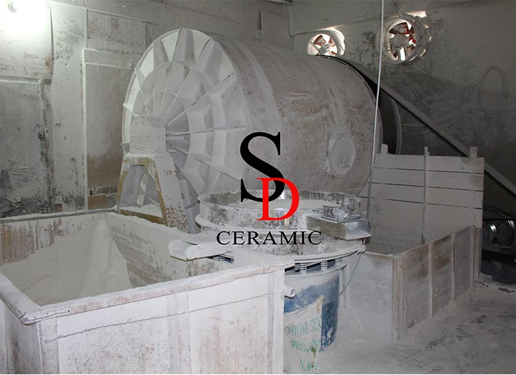 3Tons Ball Grinding Mill