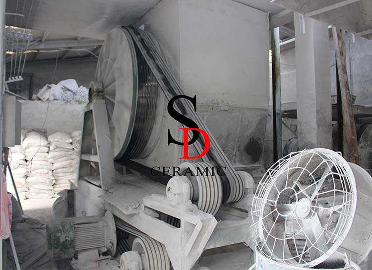 5Tons Ball Grinding Mill