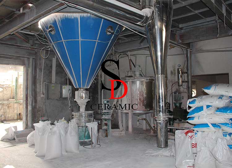 Spray-granulating Drying Device