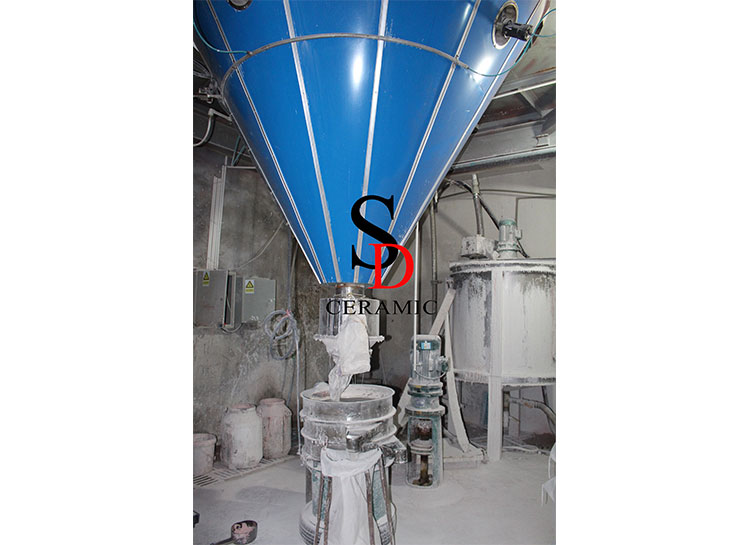 Spray-granulating Drying Device-2
