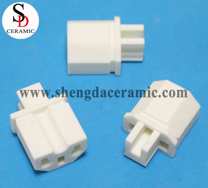 Electrical Plug Insulator Ceramic Base