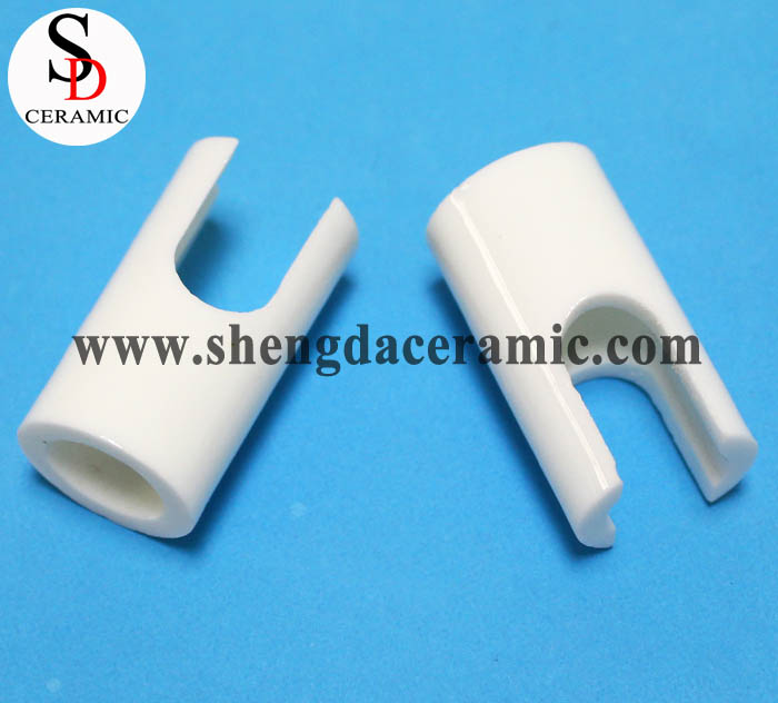 Quartz Tube Steatite Ceramic Insulator Pipe