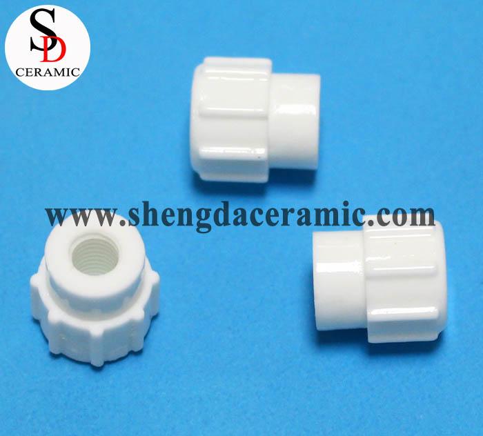 Steatite Ceramic Screw Nut