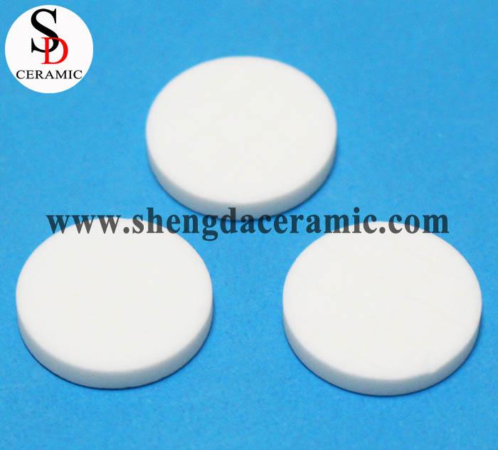 Industrial Steatite Ceramic Gasket Insulator