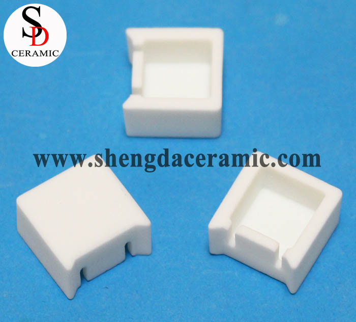 Steatite Ceramic Cement Resistor Shell