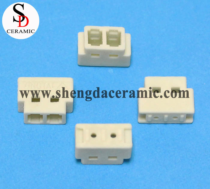 Electrical Ceramic Sockets Plug Parts