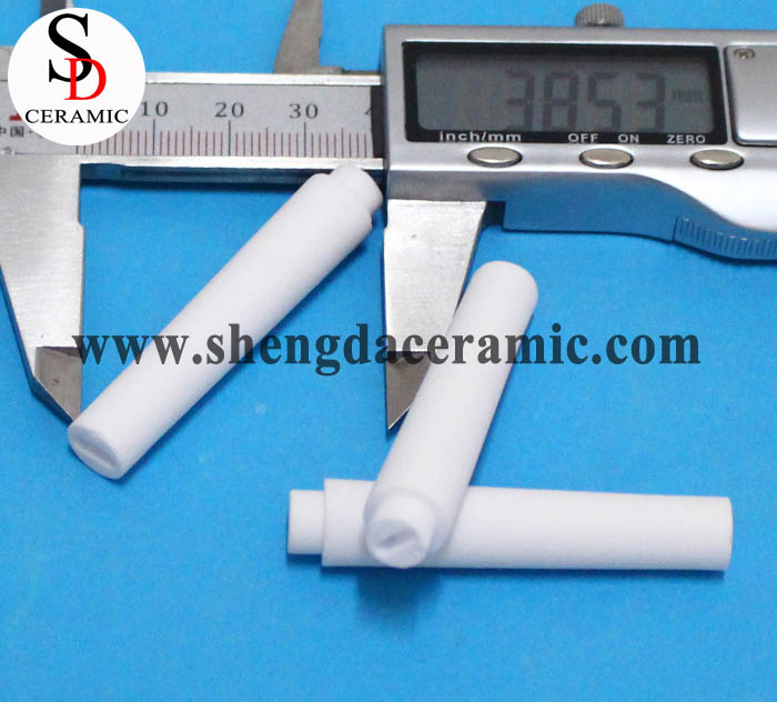Wear-resistance 95% Alumina Ceramic Tube