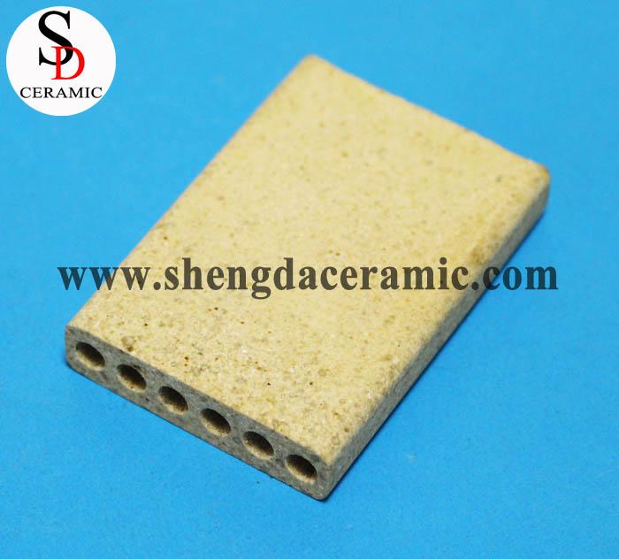 C520 Cordierite Ceramic Multihole Board