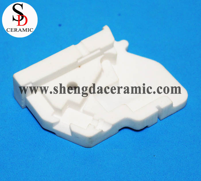 Custom 95%Al2O3 Ceramic Insulation Parts