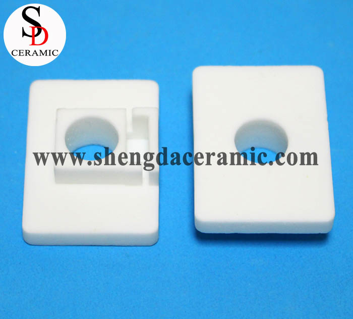 Steatite Ceramic Heat Sink Part for Mosquito killer