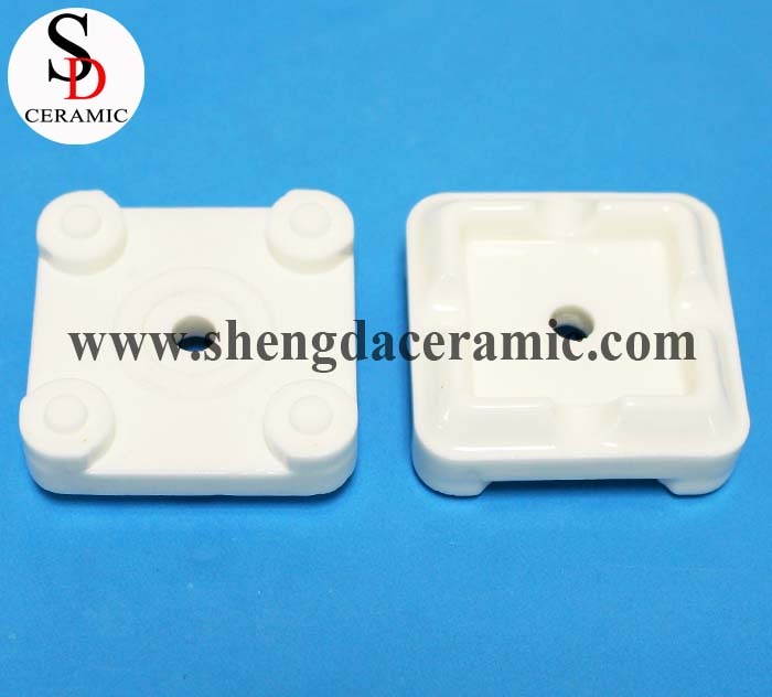 Custom Steatite Ceramic Parts for Cooker Hood By Germany