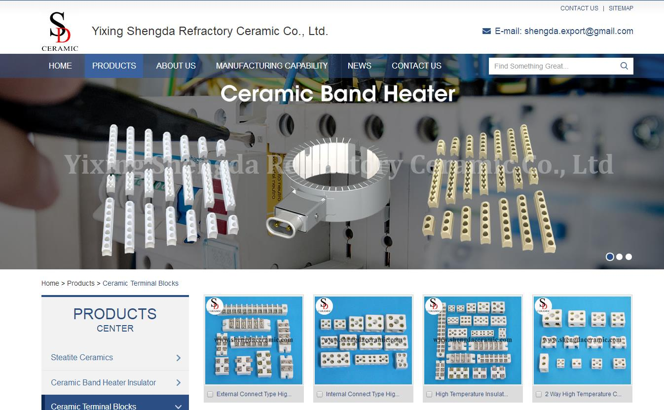 Yixing Shengda Refractory Ceramic Co., Ltd Official Website On-line Today