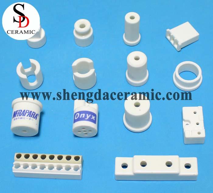 Heat Resistance Steatite Ceramic Insulator