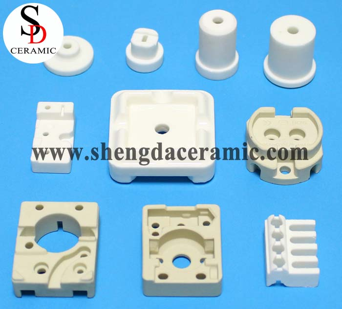 Durable Alumina Ceramic Electrical Insulator