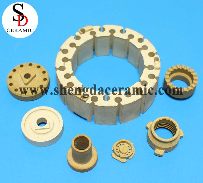 22Year Ceramic Manufacturer Solid Support Insulator Ceramic