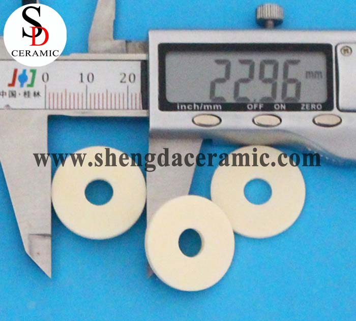 Advanced Ceramic Heater Insulation Alumina Ceramic Ring