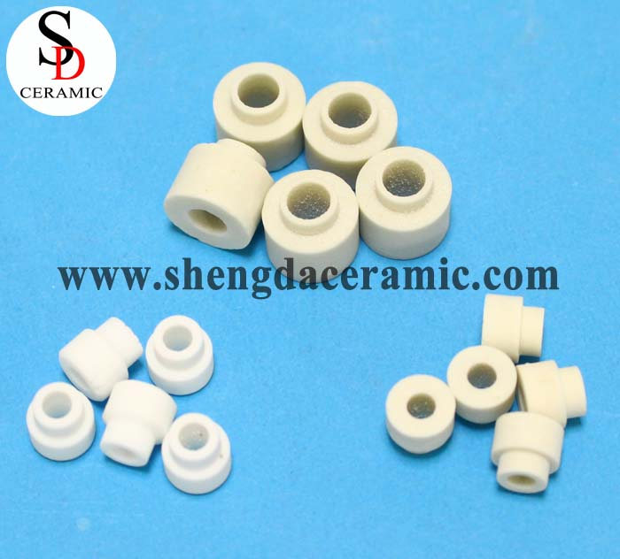 Wholesale Ceramic Insulators Steatite Ceramic Parts Porcelain For Promotion