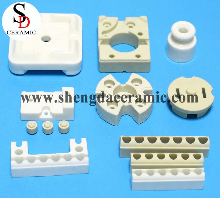 23Year Ceramic Manufacturer Custom Made Small Ceramic Insulator