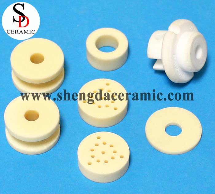 High Wear Resistance 99 Alumina Ceramic Plate