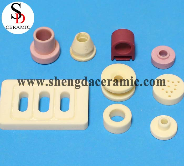 Ceramic Manufacturer 99% High Alumina Ceramic Al2o3 Insulator