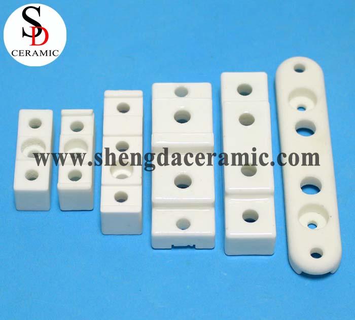 Heat Resistance Steatite Ceramic Insulator Plate