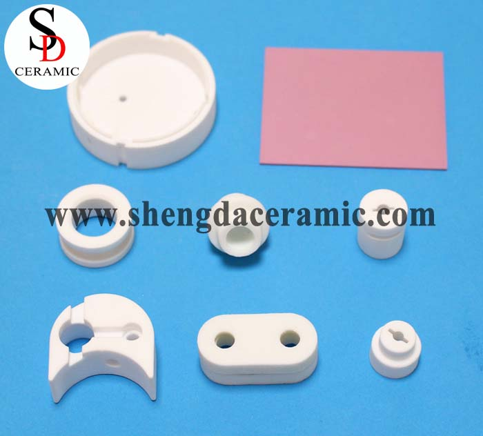 23 Years Manufacturer 96% high alumina ceramic al2o3 insulator