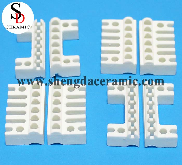 Electric Steatite Ceramic Insulators for Band Heaters