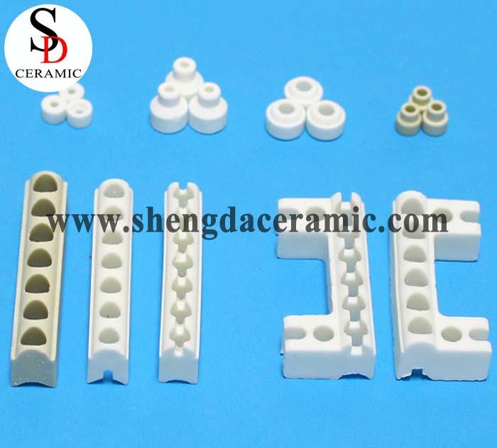 Electric Steatite Ceramic Insulators for Band Heaters